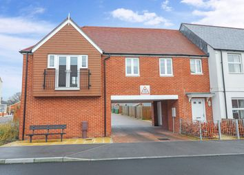 Thumbnail 2 bed flat for sale in Samuel Mortimer Close, Catisfield, Fareham, Hampshire