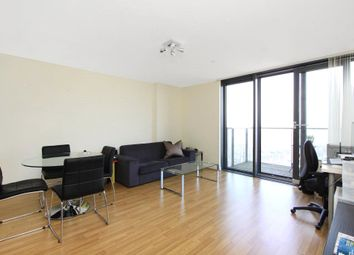 Thumbnail 1 bed flat to rent in Sky Apartments, Homerton Road, London