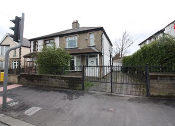 Thumbnail 3 bed semi-detached house to rent in Bradford Road, Stanningley, Pudsey