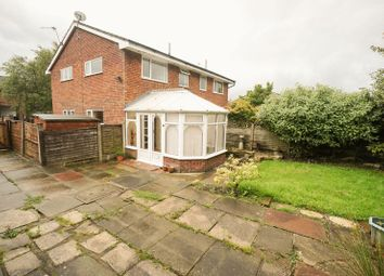 Thumbnail 1 bed semi-detached house to rent in Cranleigh Close, Blackrod, Bolton