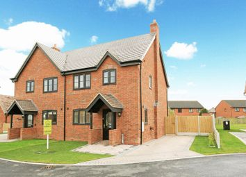 Thumbnail 3 bed semi-detached house for sale in 2 Farriers Court, Ellerdine, Telford