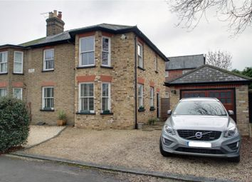 Thumbnail 3 bed semi-detached house for sale in St. Anns Road, Chertsey, Surrey