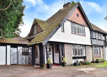 Thumbnail 4 bed detached house for sale in Felbridge, East Grinstead, West Sussex