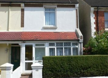 Thumbnail 2 bed end terrace house to rent in Underdown Road, Southwick