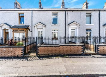Thumbnail 2 bed terraced house for sale in Villiers Street, Swansea