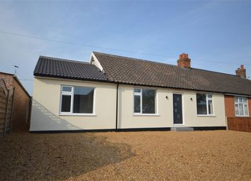 Thumbnail 4 bed semi-detached bungalow for sale in Beaumont Road, New Costessey, Norwich