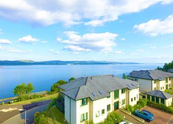 Thumbnail 2 bed flat for sale in 4 Gerhallow, Dunoon