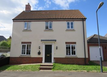 Thumbnail 3 bed detached house for sale in Crowsfurlong, Rugby