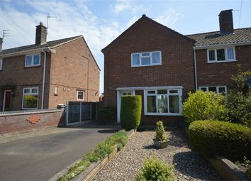 Thumbnail 2 bedroom end terrace house for sale in Cranage Road, Norwich, Norfolk