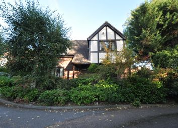 Thumbnail 4 bed detached house for sale in Nafferton Rise, High Road, Loughton