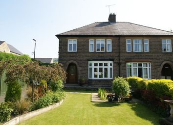 Thumbnail 3 bed property for sale in Haddon Road, Bakewell, Derbyshire