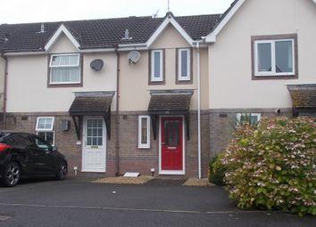 Thumbnail 1 bed terraced house for sale in Birch Walk, Dan Y Graig, Porthcawl