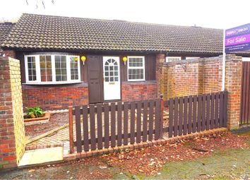 Thumbnail 3 bed terraced bungalow for sale in Hills Close, Great Linford