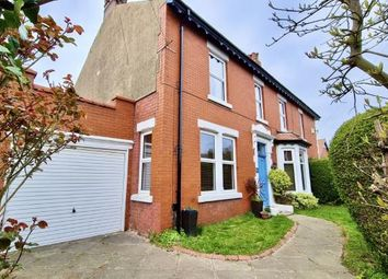 Thumbnail 4 bed semi-detached house for sale in Haslemere Avenue, Blackpool, Lancashire, .