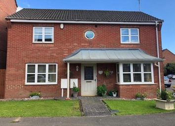 Thumbnail 3 bed property to rent in Kay Close, Coalville