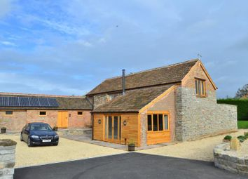 Thumbnail 4 bed barn conversion to rent in The Old Cider Barn, West Lyng, Taunton, Somerset