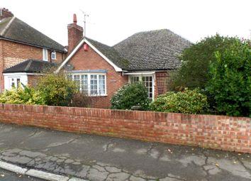 Thumbnail 2 bed bungalow to rent in Park Road, Bury St. Edmunds