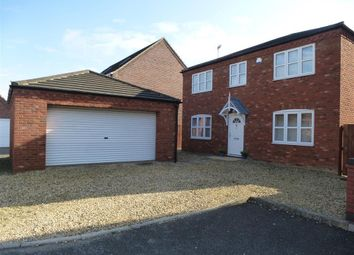 Thumbnail 5 bedroom detached house to rent in Netherby Drive, Elm, Wisbech