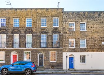 3 bed terraced house for sale in Cloudesley Place, London N1