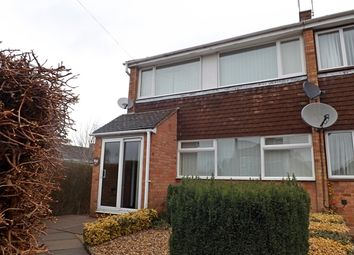 Thumbnail 3 bed semi-detached house for sale in Burford Road, Evesham