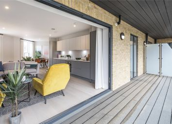 Thumbnail 1 bedroom flat for sale in Flat 6, 38 Stamford Road, Dalston, London