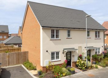 Field Close, Harrietsham, Maidstone ME17. 3 bed semi-detached house for sale