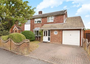 Thumbnail 3 bed semi-detached house for sale in Stephens Road, Mortimer Common, Reading