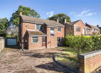 Thumbnail Detached house for sale in Pierrefondes Avenue, Farnborough, Hampshire