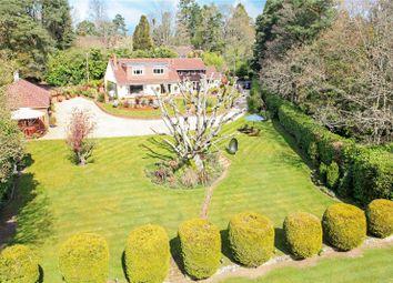 Thumbnail 4 bed detached house for sale in Oak Drive, Alderbury, Salisbury, Wiltshire