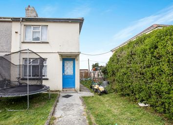 Thumbnail 2 bed semi-detached house for sale in Treloweth Road, Pool, Redruth, Cornwall