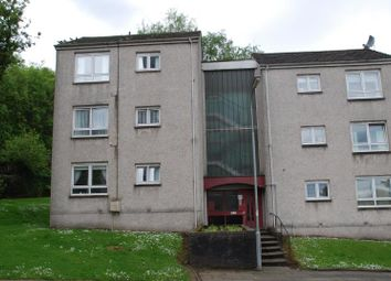 Thumbnail 1 bed flat to rent in Court Road, Port Glasgow