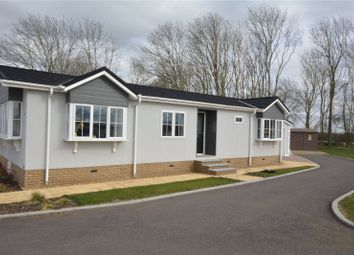 Clifton Park, New Road, Clifton, Shefford SG17. 2 bed detached bungalow for sale