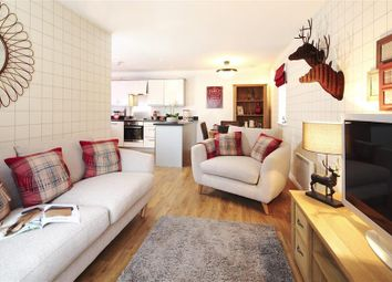 Thumbnail 2 bed flat for sale in Whittingham Lane, Whittingham, Preston, Lancashire
