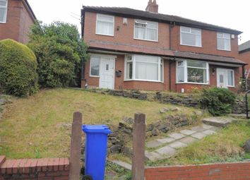 Thumbnail 3 bedroom semi-detached house to rent in Greenside Lane, Droylsden, Manchester