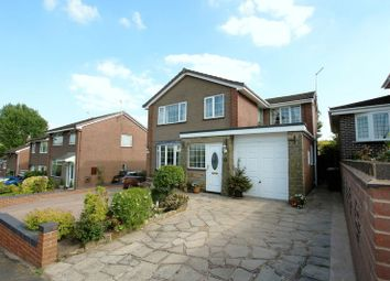 Thumbnail 4 bed detached house for sale in Essex Drive, Gillow Heath, Biddulph