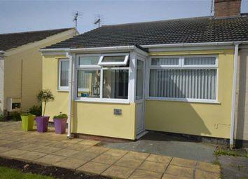Thumbnail 2 bed semi-detached bungalow for sale in 32, Cantref, Tywyn, Gwynedd