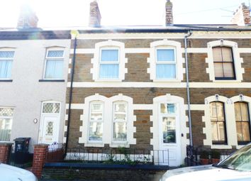 Thumbnail 3 bed terraced house for sale in Eyre Street, Splott, Cardiff