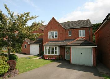 Thumbnail 4 bed detached house to rent in Frithwood Drive, Dronfield
