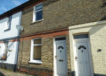 2 bed terraced house to rent in Pauls Place, Dover CT16