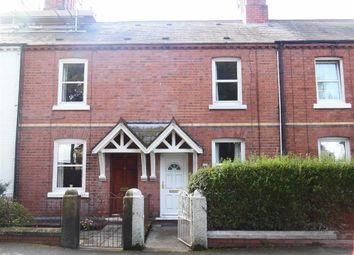 Thumbnail 2 bed terraced house for sale in Rhosnesni Lane, Wrexham