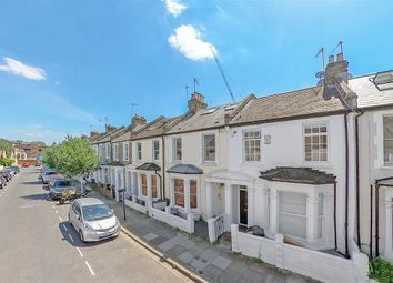 Thumbnail 3 bed flat for sale in Burnthwaite Road, London