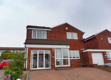 Thumbnail 3 bed detached house for sale in Dovey Close, Barry