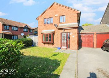 Thumbnail 4 bed detached house for sale in Bill Hamling Close, London