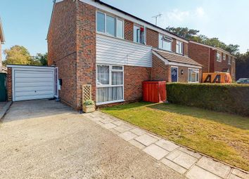 Waterside Drive, Purley On Thames, Reading RG8. 3 bed semi-detached house