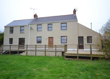 Thumbnail 4 bed semi-detached house for sale in Little Newcastle, Haverfordwest