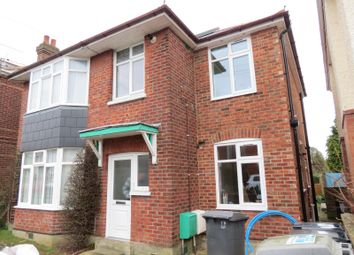 Thumbnail 2 bed flat to rent in Benmore Road, Winton, Bournemouth
