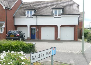 Thumbnail 2 bed property for sale in Barley Way, Kingsnorth, Ashford