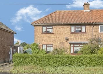 Thumbnail 3 bed semi-detached house for sale in Gayford Road, Cawston, Norwich