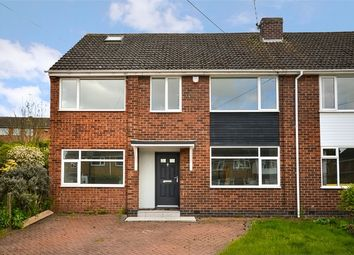 Thumbnail 5 bed semi-detached house for sale in Modbury Close, Styvechale, Coventry, West Midlands