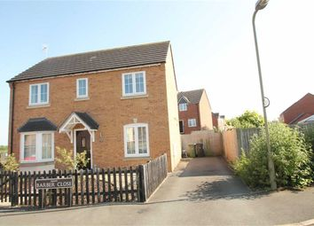 Thumbnail 3 bed detached house for sale in Barber Close, Oswestry